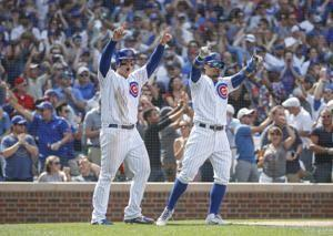 Heyward, Rizzo help Cubs rally past Nationals, 3-2