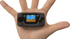 Sega announces the Game Gear Micro
