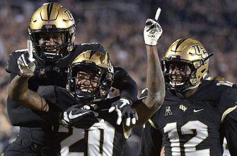 No. 11 UCF extends nation's longest winning streak in rout of No. 19 Cincinnati