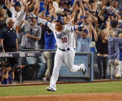 Turner homer gives Dodgers walkoff win over Cubs in NLCS Game 2