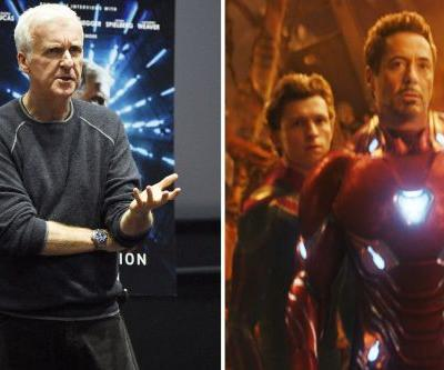 'Terminator' Director James Cameron Really Hopes You Get Sick of 'Avengers' Soon