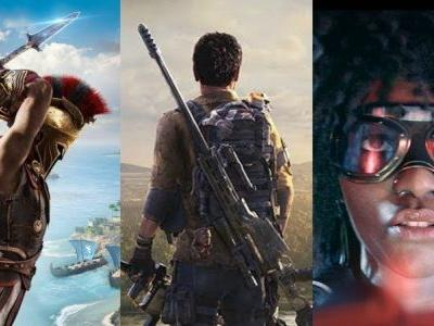 All the Ubisoft E3 2018 Trailers Including Beyond Good and Evil 2 and More!