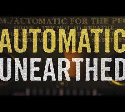 R.E.M. Releases Mini Documentary About 'Automatic for the People'