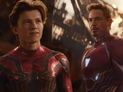 Iron Man's Mentorship of Spider-Man Evolves in Avengers: Infinity War