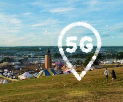 EE to test out new 5G network at this years Glastonbury Festival