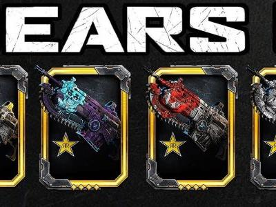 Gears 5: How to Get Rockstar Energy Weapon Skins | Game Rant