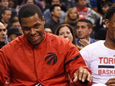 Lowry wants to play with Raptors teammate DeRozan at all-star game
