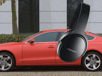 Bose brings its noise-cancelling tech to cars