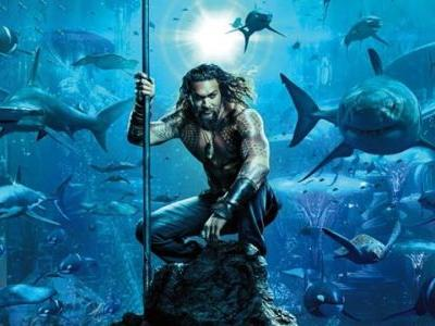 Aquaman Japanese Trailer Reveals Undersea Battle