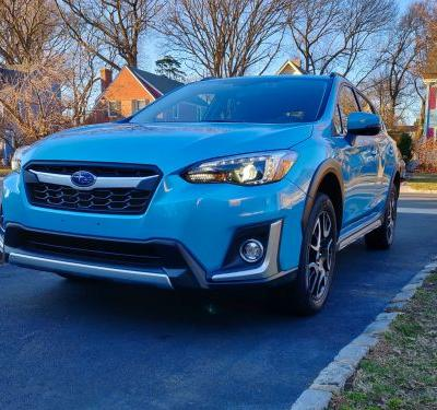 We drove a $38,000 Subaru Crosstrek Hybrid for a week and discovered its best features