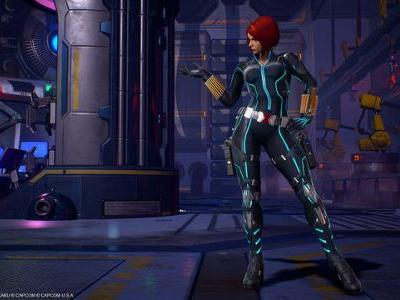 Marvel vs. Capcom: Infinite Bolstered with Winter Soldier, Black Widow, and Venom on December 5