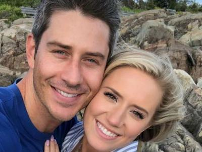 Surprise! Former 'Bachelor' Arie Luyendyk Jr. And Fiancée Lauren Burnham Confirm They're Expecting Baby No. 1