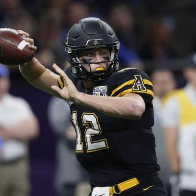 Appalachian State Beats Middle Tennessee 45-13 in 2018 New Orleans Bowl