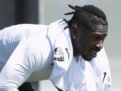 Antonio Brown's time with the Raiders has already taken an ugly turn with reports that he's livid over new helmet rule, battling a strange injury, and has gone 'radio silent'