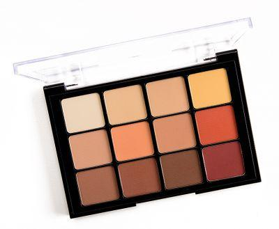 Sneak Peek: Viseart Warm Mattes Palette Photos & Swatches