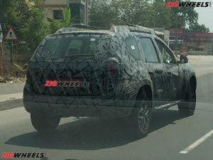 Renault Duster Facelift Spied Next-Gen SUV To Launch In 2020