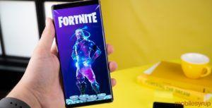 How to get Samsung's exclusive Galaxy Note 9 and Tab S4 Fortnite skin