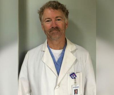 Rand Paul says he's recovered from coronavirus, volunteering at local hospital