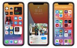 IOS 14 Promotes Widgets to Home Screen
