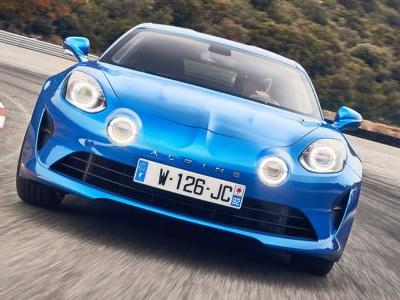 Alpine Reportedly Planning A More Hardcore Version Of The A110