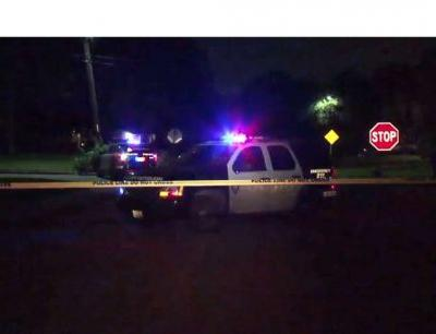 Report: Husband shoots home invasion suspect holding wife at gunpoint