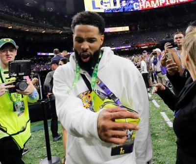 Odell Beckham adds surgery to already-frantic offseason