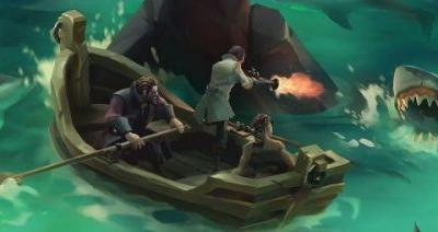 Sea of Thieves stress test open to Xbox Insiders and those who played the closed beta