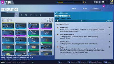 Where To Find Rotating Gizmo In Fortnite