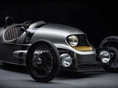 The All-Electric Morgan 3-Wheeler Is Almost Here