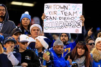 Chargers pull rug out from San Diego in stunner