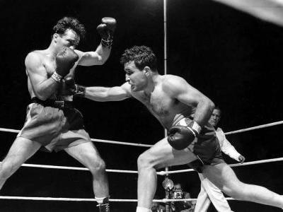 Boxer Jake LaMotta, immortalized in 'Raging Bull,' dies at 95