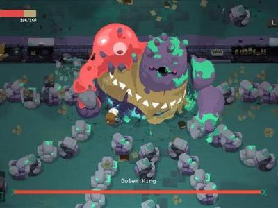 Shop-keeping dungeon-crawler hybrid Moonlighter comes to Switch in November