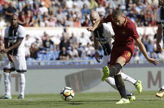 Roma beats Udinese 3-1 ahead of Juventus, Napoli matches