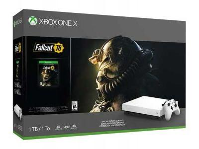 A Fallout 76 Xbox One X Bundle For Your Shelter