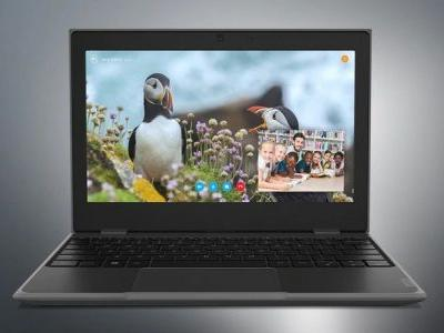 Lenovo's latest education PCs sport new budget chips from AMD
