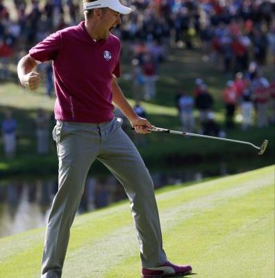 Poulter thriving on memories of Medinah