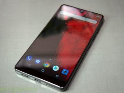Apparently Only 50,000 Essential Phones Have Been Sold