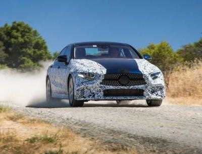 2019 Mercedes-Benz CLS-class with New Straight-Six First Ride