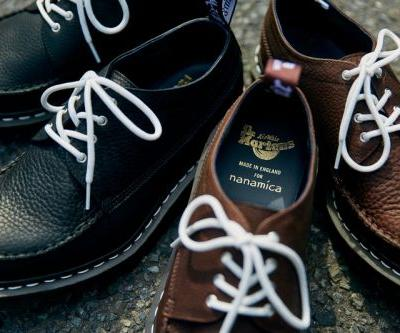 Nanamica and Dr. Martens Craft a Modern Classic: Camberwell MIE