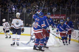 Rangers defeat Oilers 4-2, win 6th straight game