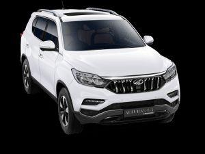 Mahindra Alturas G4 Name Finalized For Seven-Seater Luxury SUV Launch On November 24