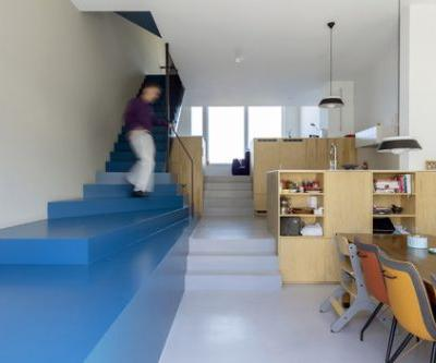 Blue House / BETA office for architecture and the city