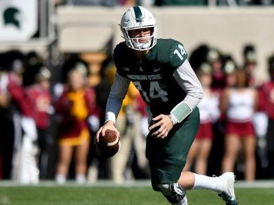 Spartans quarterback Lewerke ready to shake off disappointing 2018 season, look to the future