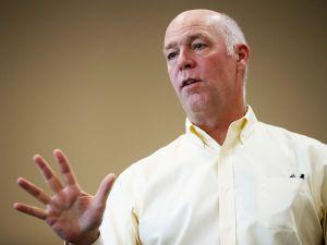'I'm sick and tired of you guys!': Montana Republican candidate accused of assaulting reporter