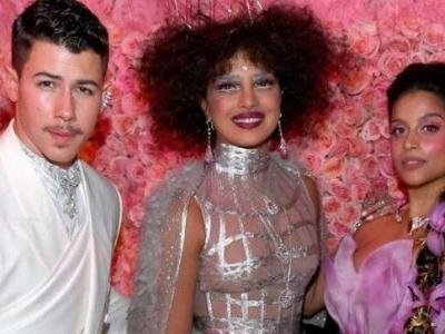 Lilly Singh says Priyanka Chopra and Nick Jonas adopted her after Met Gala 2019. Internet hearts it