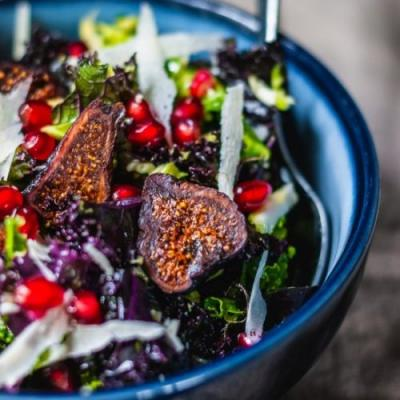 Kale Fig Salad
