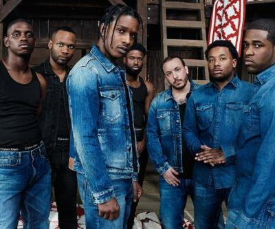 The A$AP Mob Stars in New Calvin Klein Campaign