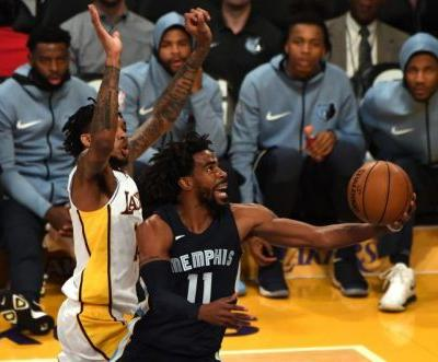 Memphis Grizzles agree to trade Mike Conley to Utah Jazz