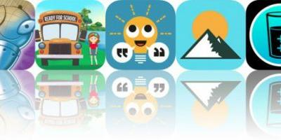 Today's Apps Gone Free: Sketch Club, Lake Hope, Little Chatterbox and More