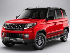 Mahindra TUV300 Facelift Launched Priced At Rs 838 Lakh